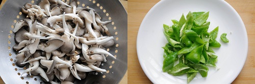Nấm sò xào trứng bổ dưỡng cho bữa tối - Ảnh 1