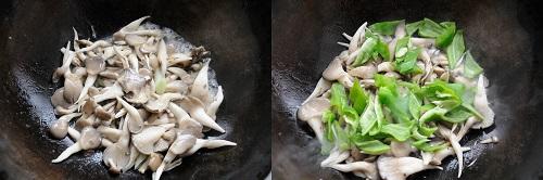 Nấm sò xào trứng bổ dưỡng cho bữa tối - Ảnh 3