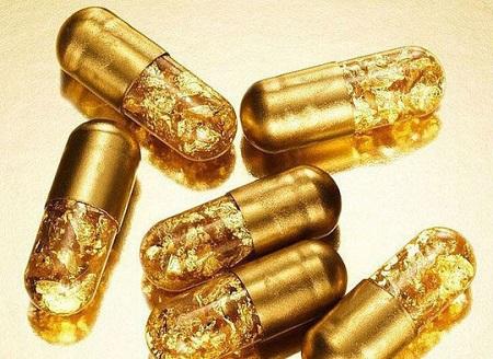 Bộ Y tế yêu cầu xử lý vụ quảng cáo nano vàng như thuốc chữa ung thư - Ảnh 1