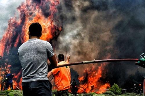 Những thảm họa tự nhiên kinh hoàng xảy ra cùng ngày trên thế giới - Ảnh 3