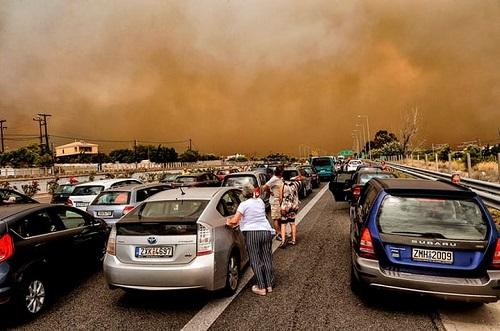 Những thảm họa tự nhiên kinh hoàng xảy ra cùng ngày trên thế giới - Ảnh 5