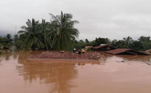 Những thảm họa tự nhiên kinh hoàng xảy ra cùng ngày trên thế giới - Ảnh 2
