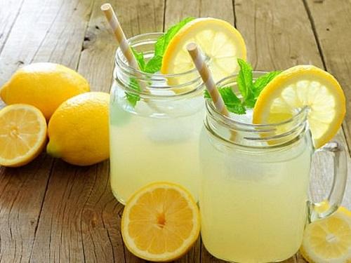 Chớ dại uống quá nhiều nước chanh trong những ngày nắng nóng - Ảnh 6