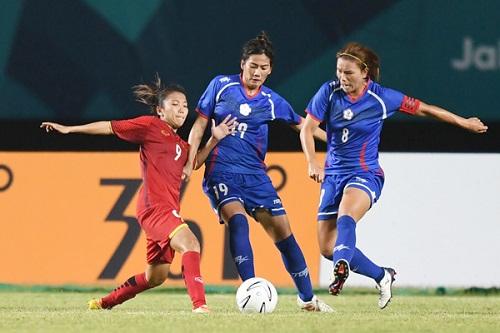 Thua luân lưu 11m, đội tuyển nữ Việt Nam vẫn được thưởng 800 triệu đồng - Ảnh 1