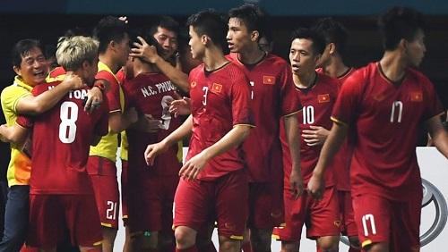 VTV6 sẽ tiếp sóng trực tiếp trận Olympic Việt Nam vs Olympic Syria - Ảnh 1