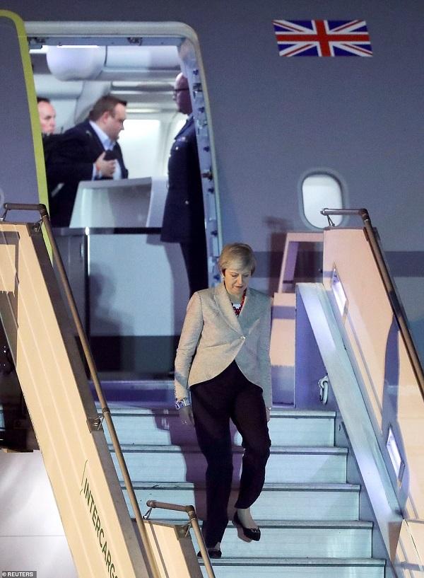 Những nhà lãnh đạo quyền lực nhất thế giới cùng phu nhân đến dự hội nghị G20 - Ảnh 5