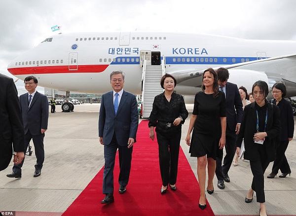 Những nhà lãnh đạo quyền lực nhất thế giới cùng phu nhân đến dự hội nghị G20 - Ảnh 6