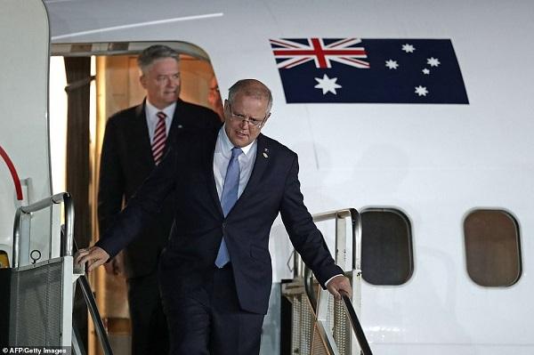 Những nhà lãnh đạo quyền lực nhất thế giới cùng phu nhân đến dự hội nghị G20 - Ảnh 7