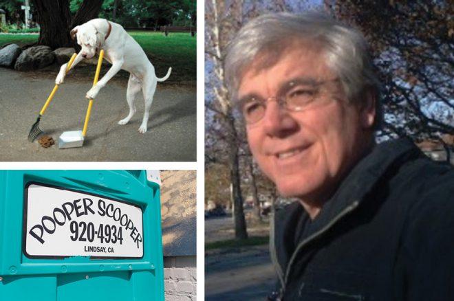Triệu phú Mỹ và câu chuyện khởi nghiệp kỳ lạ từ dịch vụ dọn phân chó chuyên nghiệp - Ảnh 1