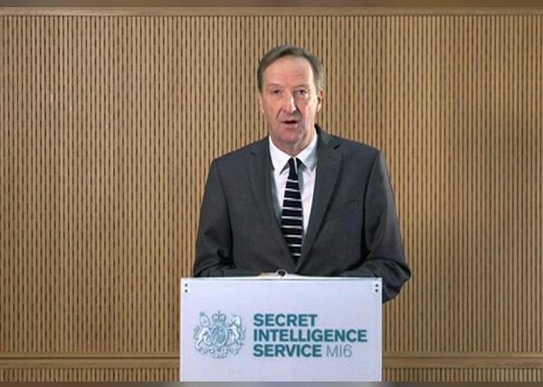 """Giám đốc Cục tình báo Anh """"nhắc nhở"""" Nga, dè chừng Trung Quốc - Ảnh 1"""
