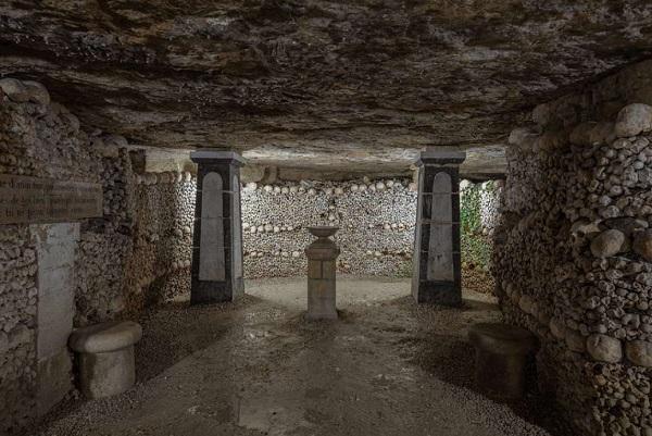 Chùm ảnh thế giới ngầm của các thành phố lộng lẫy nhất châu Âu khiến hàng nghìn người sửng sốt - Ảnh 8