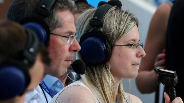 Truyền hình Anh có nữ bình luận viên World Cup đầu tiên trong lịch sử - Ảnh 1