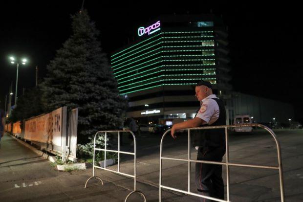 Thành phố đăng cai World Cup bị đe dọa có gài bom, cảnh sát Nga sơ tán người dân - Ảnh 1