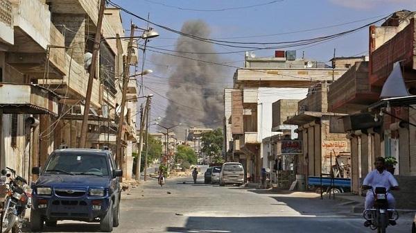 Sau thất bại hội nghị 3 bên, lực lượng không quân Nga và Syria tấn công Idlib dữ dội - Ảnh 1