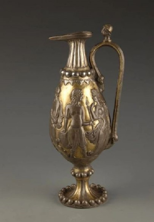 Chiếc bình bạc cổ xưa gợi lên những bí ẩn của Con đường tơ lụa - Ảnh 2