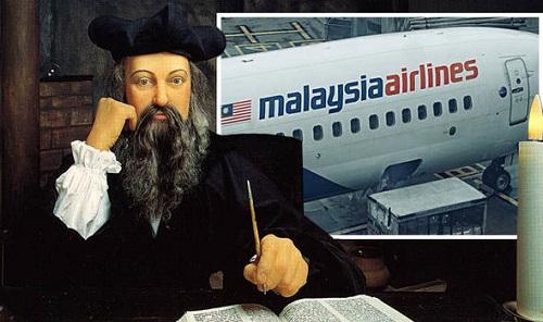Thực hư việc nhà tiên tri Nostradamus từng dự đoán về thảm kịch MH370 - Ảnh 1