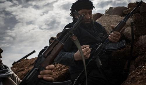 Những kẻ giấu mặt tiêu diệt hàng loạt chỉ huy khủng bố tại Syria  - Ảnh 1