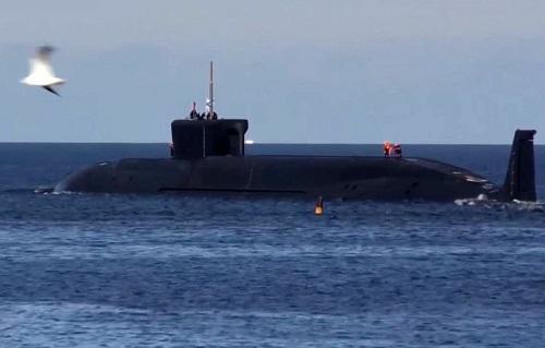 So sánh sức mạnh tàu ngầm hạt nhân trên thế giới  - Ảnh 3