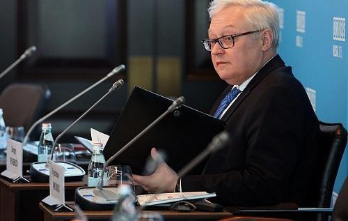 Thứ trưởng Nga cảnh báo việc Mỹ rút khỏi thỏa thuận hạt nhân là bước đi nguy hiểm - Ảnh 1