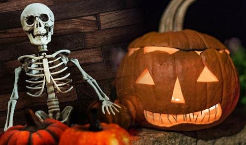 Ý nghĩa tâm linh của lễ hội Halloween - Ảnh 1
