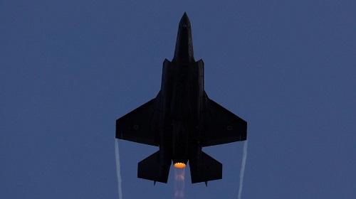 """So sánh sức mạnh chiến đấu cơ F-35 của Israel, """"khắc tinh"""" S-300 của Nga tại Syria  - Ảnh 1"""