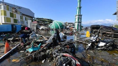 Gần 2.000 người chết vì thảm họa động đất, sóng thần: Vì sao Indonesia không muốn nhận viện trợ? - Ảnh 1