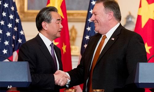 Trung Quốc thúc giục Mỹ chấm dứt các 'hành động sai lầm' - Ảnh 1