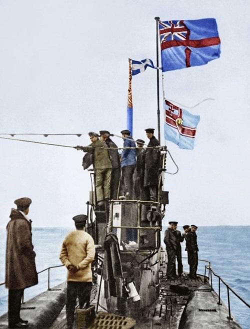 Tiết lộ những bức ảnh màu hiếm hoi về khoảng khắc lịch sử trong Thế chiến thứ I  - Ảnh 3