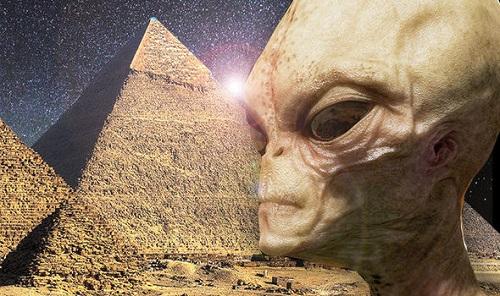 Thêm bằng chứng cho thấy kim tự tháp được người ngoài hành tinh xây dựng? - Ảnh 1