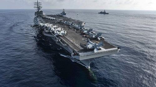 Vì sao Mỹ có nguy cơ bại trận nếu thực chiến với Trung Quốc hoặc Nga? - Ảnh 1