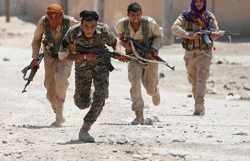 Syria giải phóng miền Nam đất nước, chuẩn bị cho chiến dịch cuối cùng ở Idlib - Ảnh 1