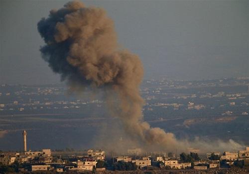 Syria dọa sẵn sàng chiến tranh với Israel vì Cao nguyên Golan  - Ảnh 1