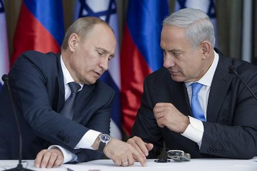 Rộ tin Nga bất ngờ 'mặc cả' với Israel và Mỹ về chiến sự Syria - Ảnh 1