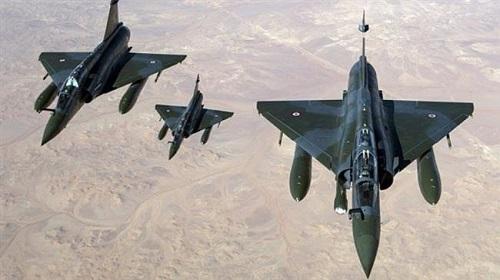 Nga tố liên minh Mỹ sử dụng bom hóa học tấn công miền Đông Syria - Ảnh 1
