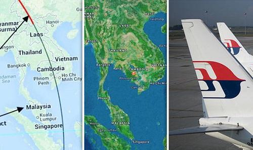 Vụ tìm kiếm MH370: Xác định sai hướng máy bay ngay từ đầu? - Ảnh 1