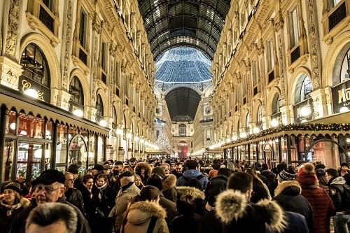 Không khí Giáng sinh tưng bừng khắp thế giới - Ảnh 11