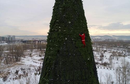 Không khí Giáng sinh tưng bừng khắp thế giới - Ảnh 12
