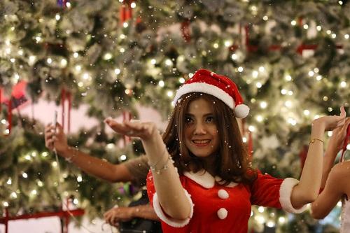 Không khí Giáng sinh tưng bừng khắp thế giới - Ảnh 16