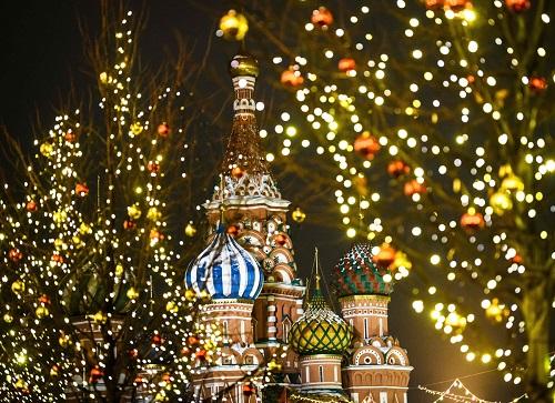 Không khí Giáng sinh tưng bừng khắp thế giới - Ảnh 7