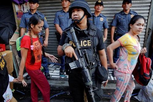 Philippines: Gần 6.000 người chết vì cuộc chiến chống ma tuý - Ảnh 1