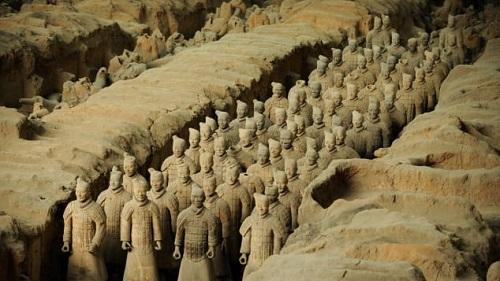 Khám phá cố đô Tây An với 'di sản' chiến binh đất nung nổi tiếng ở Trung Quốc - Ảnh 1