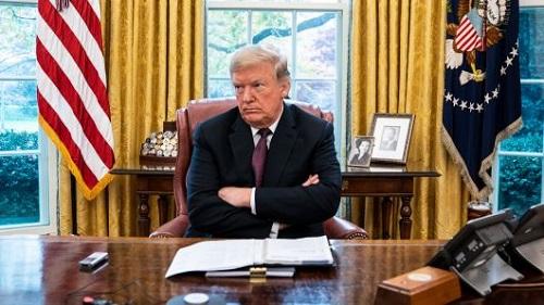Tổng thống Trump: Chính phủ chỉ mở cửa trở lại khi nào có tiền xây bức tường biên giới - Ảnh 1