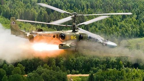 9 trực thăng tấn công hoành tráng nhất trên thế giới - Ảnh 1