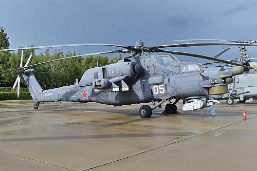 9 trực thăng tấn công hoành tráng nhất trên thế giới - Ảnh 3