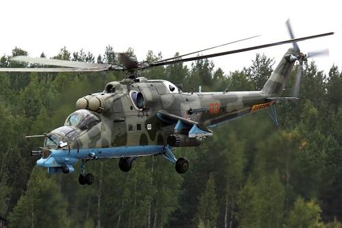 9 trực thăng tấn công hoành tráng nhất trên thế giới - Ảnh 7