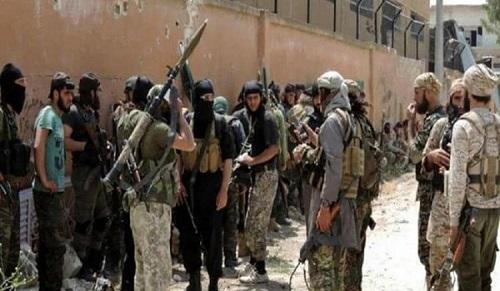 Tình hình Syria: Phiến quân điều 8.000 tay súng trang bị vũ khí hạng nặng đến miền Bắc  - Ảnh 1