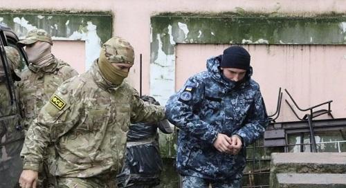 Nga sẽ tuyên án tù đối với các thủy thủ tàu Ukraine bị bắt giữ? - Ảnh 1