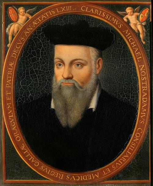 Những lời tiên tri đáng sợ chưa thành sự thực của Nostradamus  - Ảnh 1