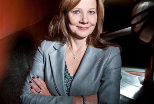 Forbes công bố danh sách 10 người phụ nữ quyền lực nhất hành tinh - Ảnh 4