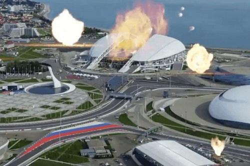 World Cup 2018: Khủng bố IS dọa 'thổi bay' sân vận động ở Nga  - Ảnh 1